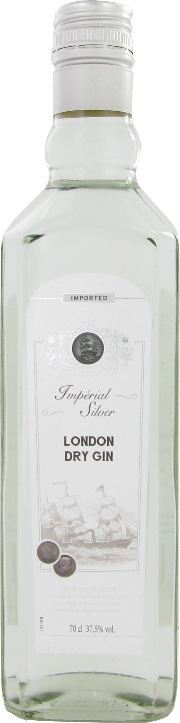 GIN IMPERIAL SILVER 70 CL 37,5