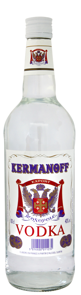 Vodka_Kermanoff_100cl