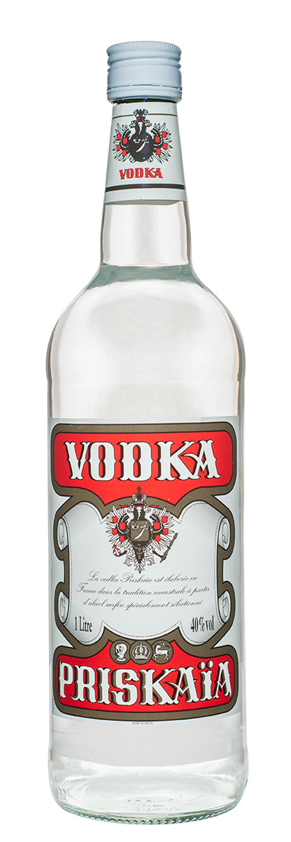 Vodka-Priskaïa 100 CL